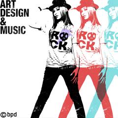 bpd graphic art illustration