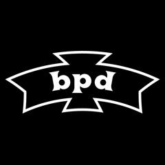 bpd brand identity logo mark