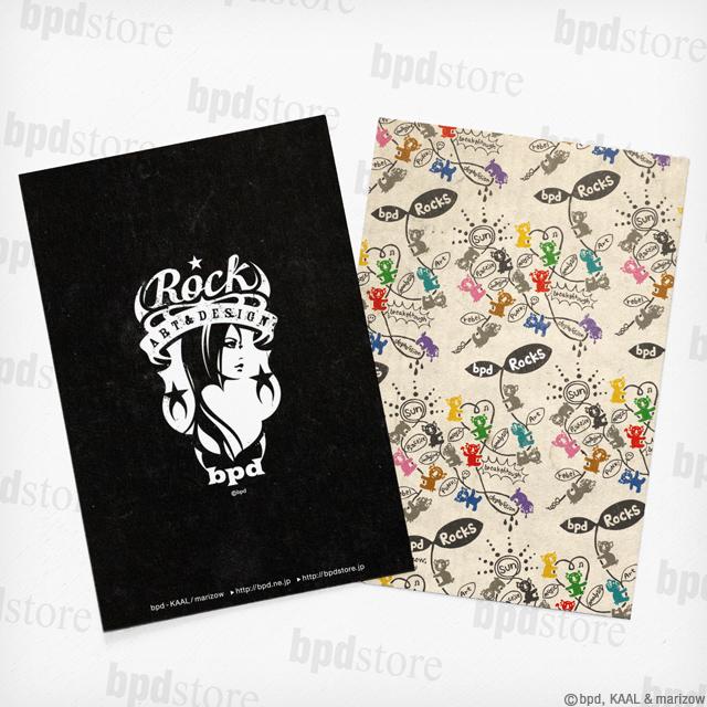 bpd ストア ポストカードサイズのショップカード 2
