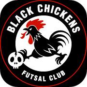 Black Chickens ロゴ エンブレム #1