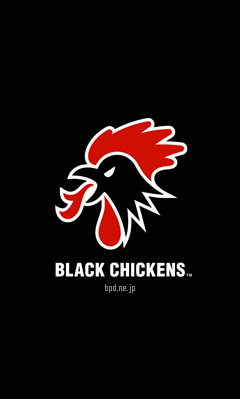 BLACK CHICKENS シンボルマーク・ロゴ