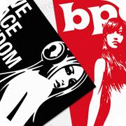 bpd ストア フライヤー Love Peace Freedom