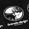 brenda design フライヤー