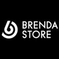 BRENDA STORE シンボルマーク ロゴ