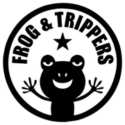 Frog & Trippers ロゴ
