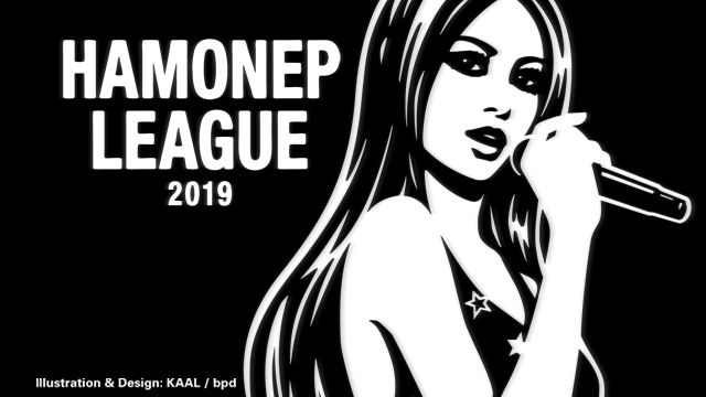 hamonep league illustration by KAAL