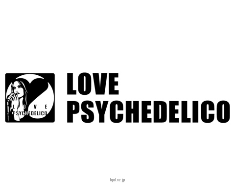 Love Psychedelico バンド ロゴ