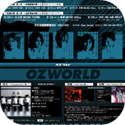 OZWORLD - 再会 広告