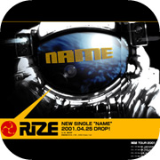 RIZE - NAME 広告