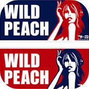 Wild Peach ステッカー 2
