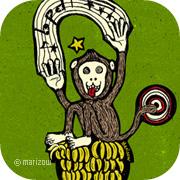 marizow - guruguru munki music 3