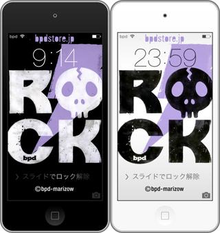 カミナリ ROCK ロゴ