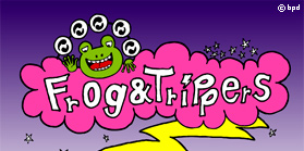 Frog and Trippers イラスト 2