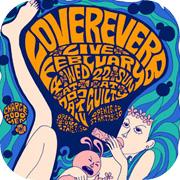 LOVE REVERB フライヤー #1