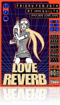 LOVE REVERB フライヤー 5