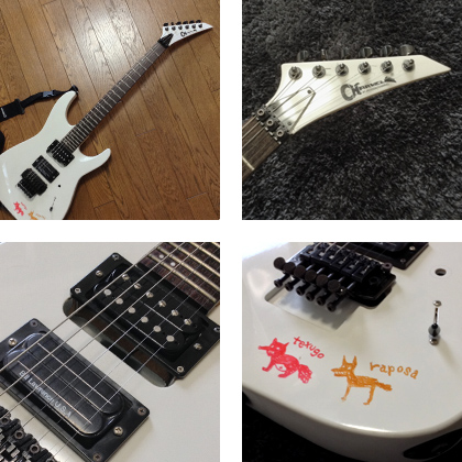 charvel guitar