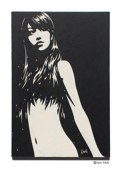 bpd KAAL venus 20 painting art