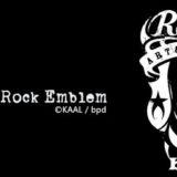 bpd KAAL rock emblem black kisekae
