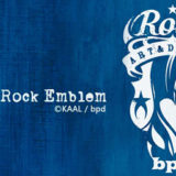 bpd KAAL rock emblem kisekae art