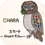 chara skirt dvd artwork illustration design