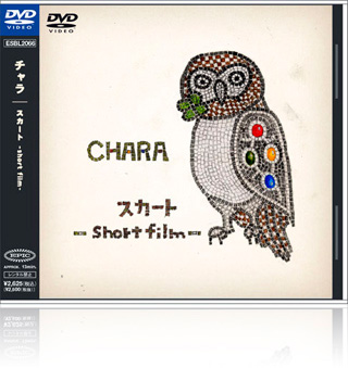 chara skirt dvd artwork illustration