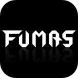 fumas band logo mark design