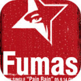 fumas pain rain flyer design