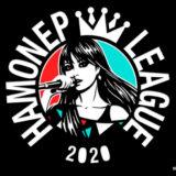 ハモネプリーグ 2020 イラスト ロゴ デザイン