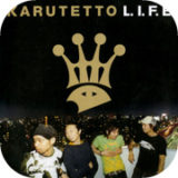 karutetto life album artwork design