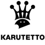 karutetto band logo design