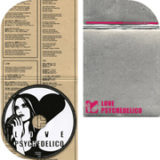 love psychedelico lady madonna package design
