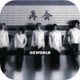 ozworld album artwork