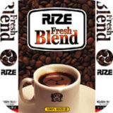 rize fresh blend package artwork design