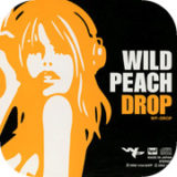 wild peach drop artwork design